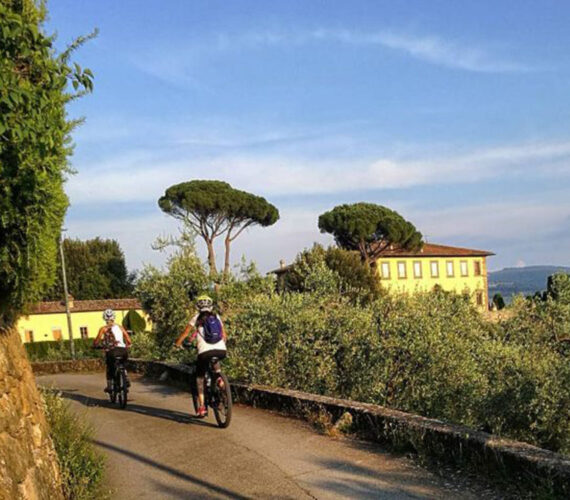 Bike e Cicloturismo a Fiesole e dintorni